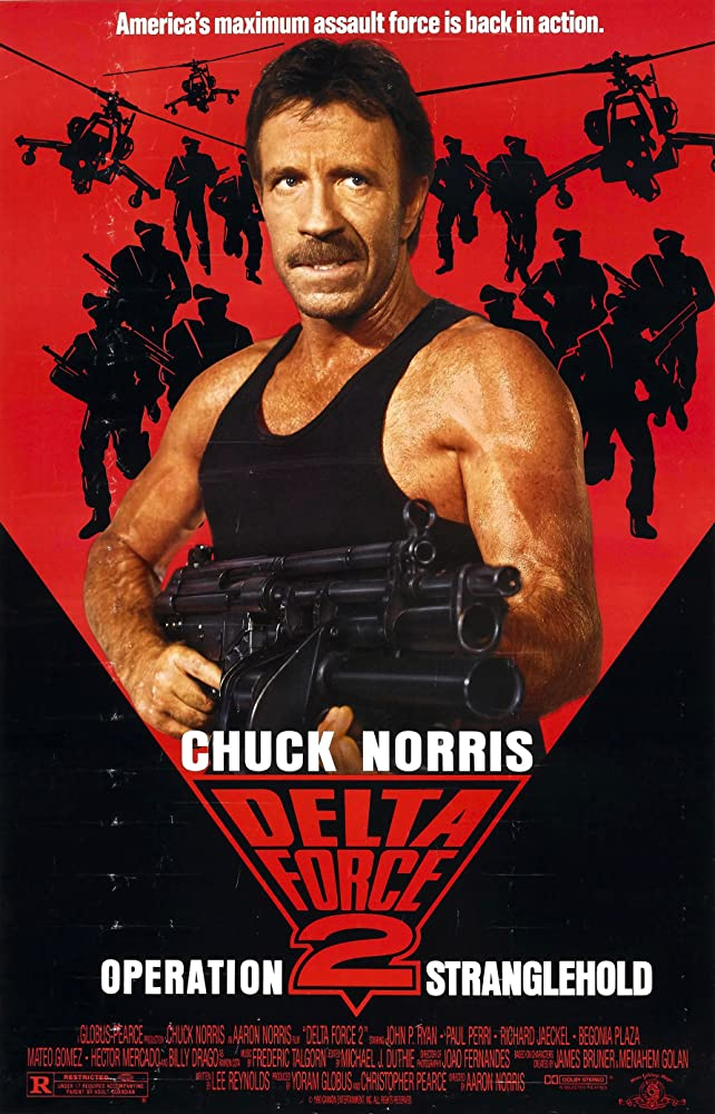 Delta Force 2: The Colombian Connection kapak