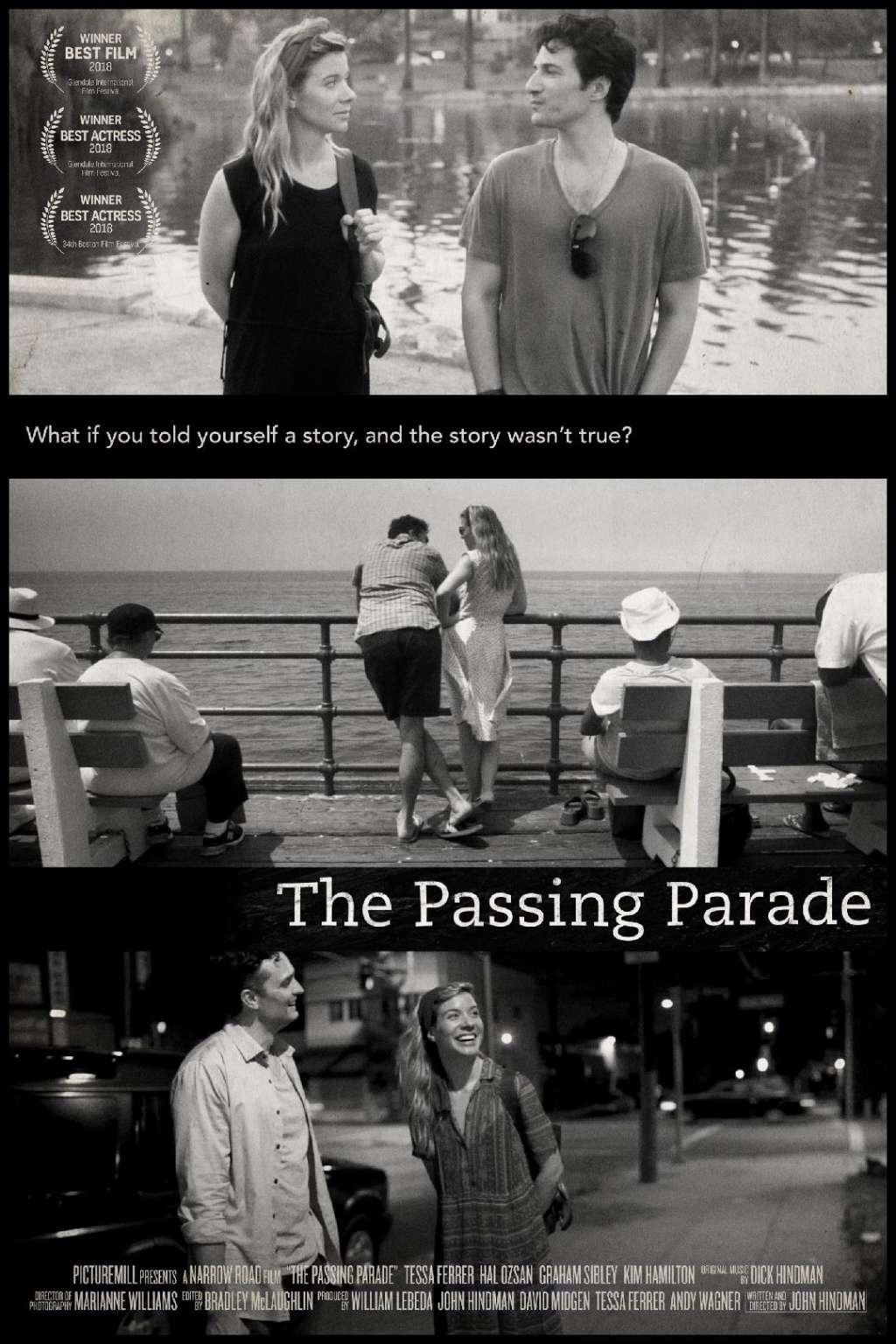 The Passing Parade kapak