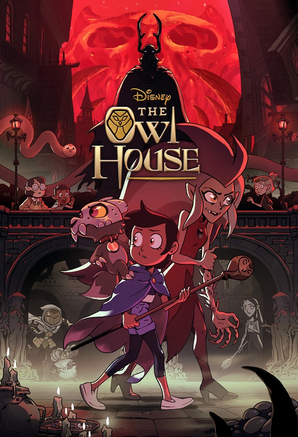The Owl House kapak