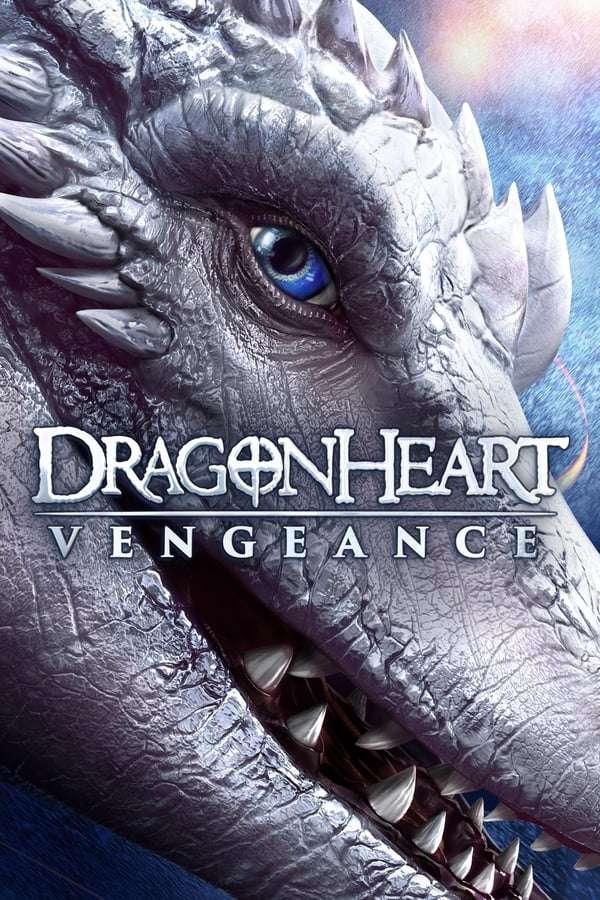 Dragonheart Vengeance kapak