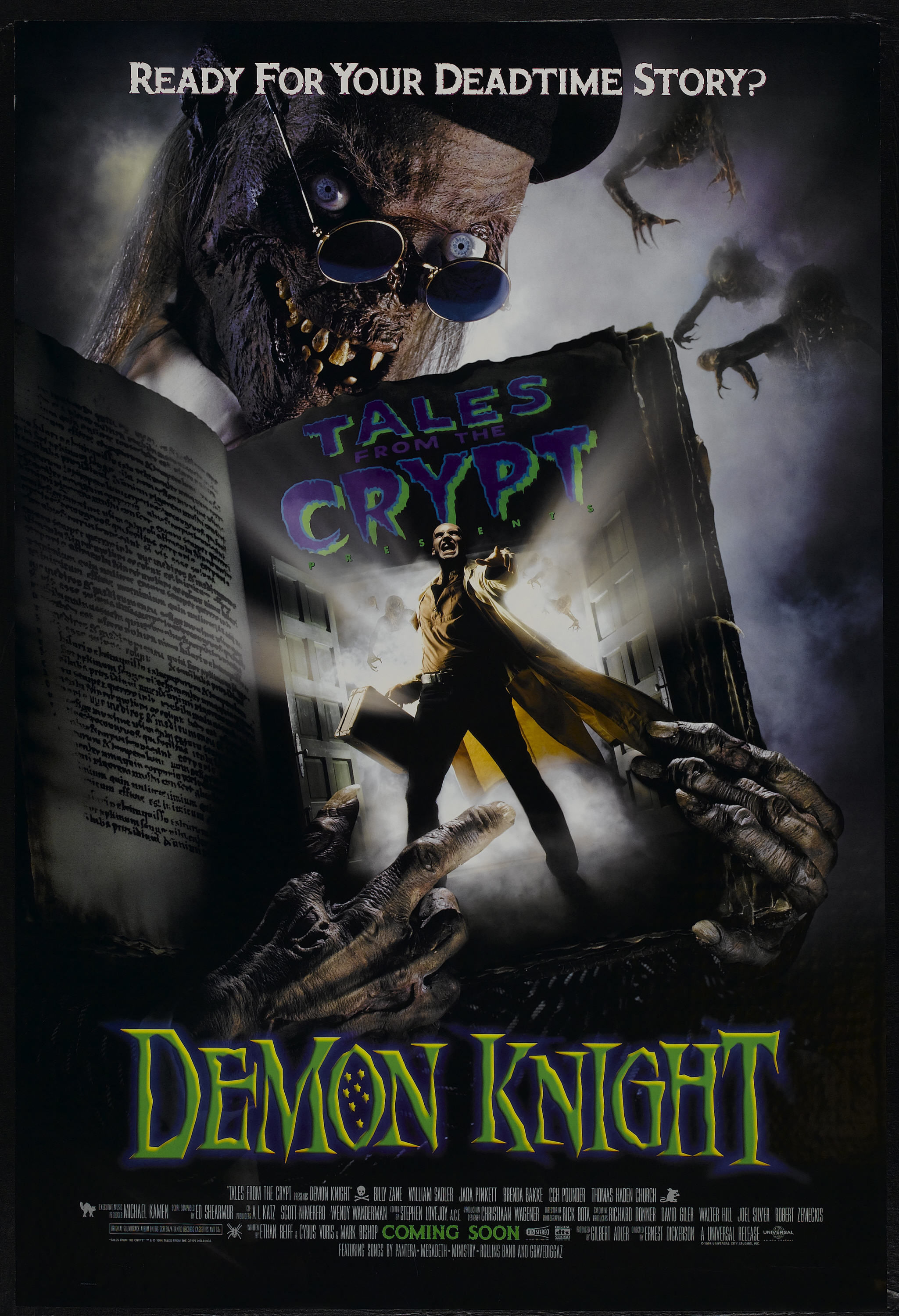 Tales from the Crypt: Demon Knight kapak
