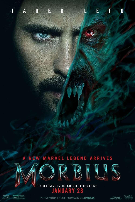 Morbius kapak