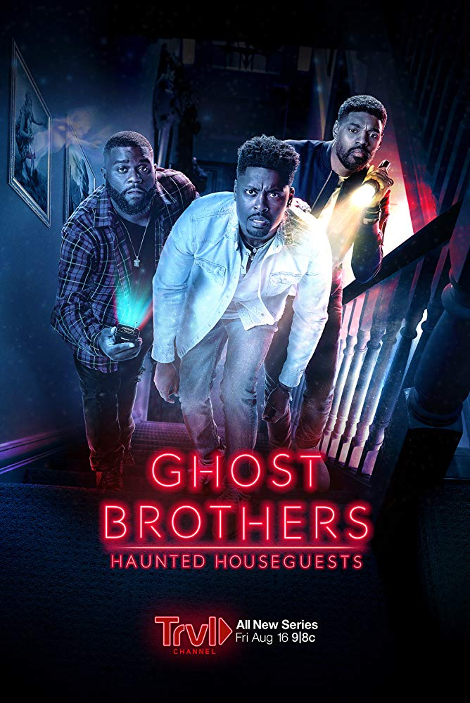 Ghost Brothers: Haunted Houseguests kapak