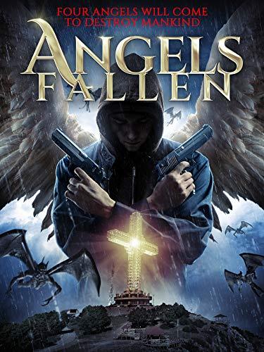Angels Fallen kapak