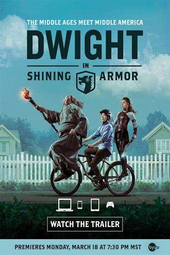 Dwight in Shining Armor kapak