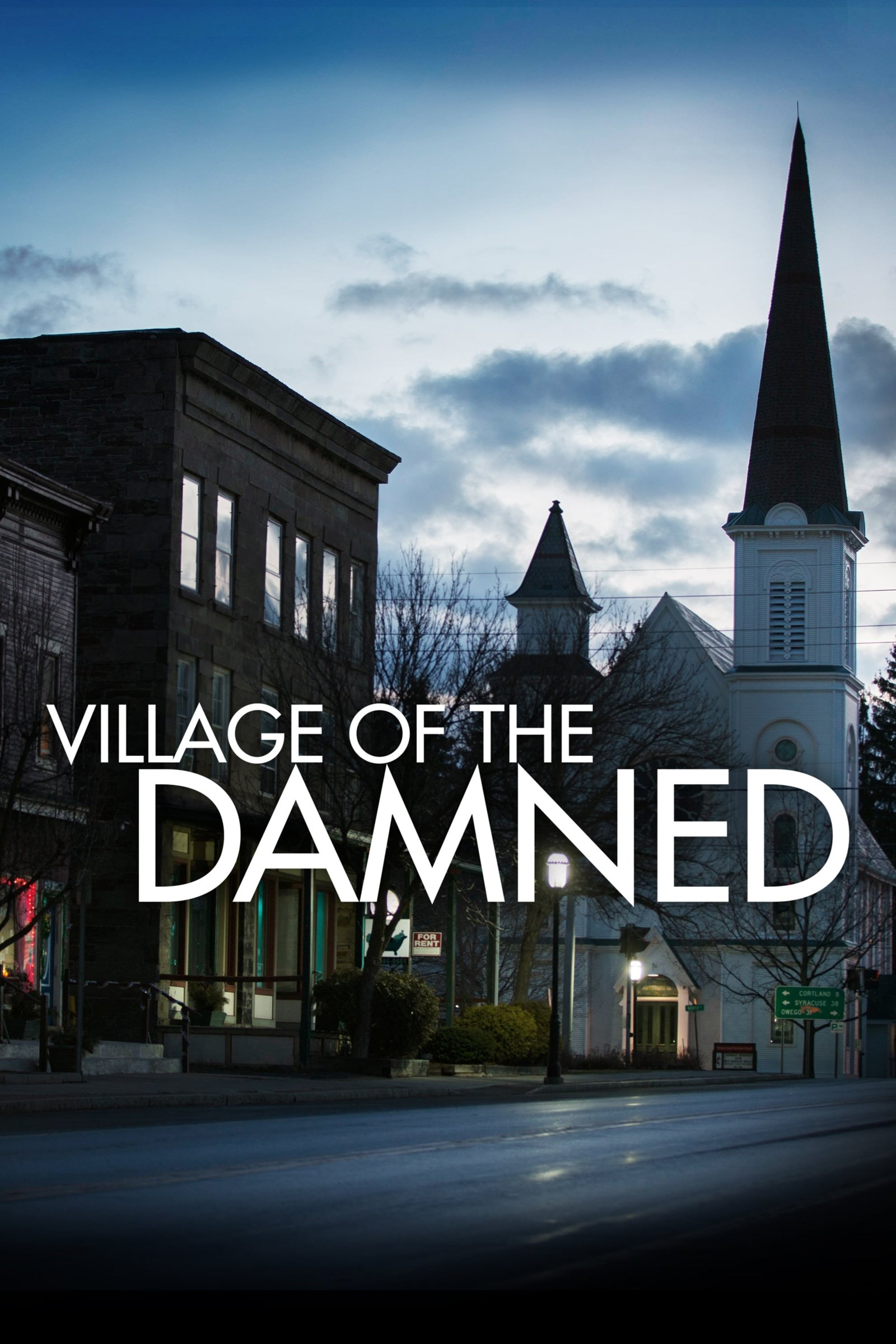 Village of the Damned kapak