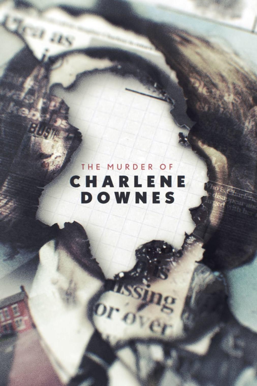 The Murder of Charlene Downes kapak