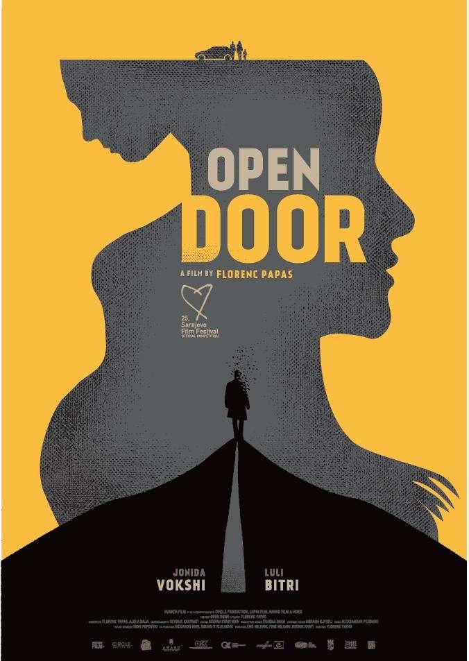 Open Door kapak