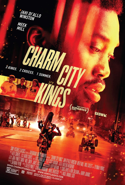 Charm City Kings kapak