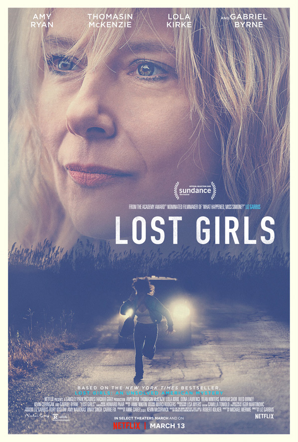 Lost Girls kapak