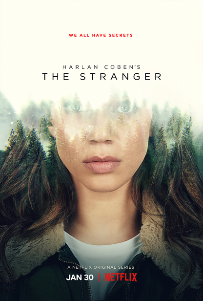 The Stranger kapak
