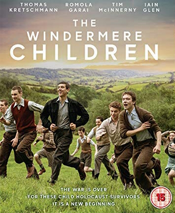 The Windermere Children kapak