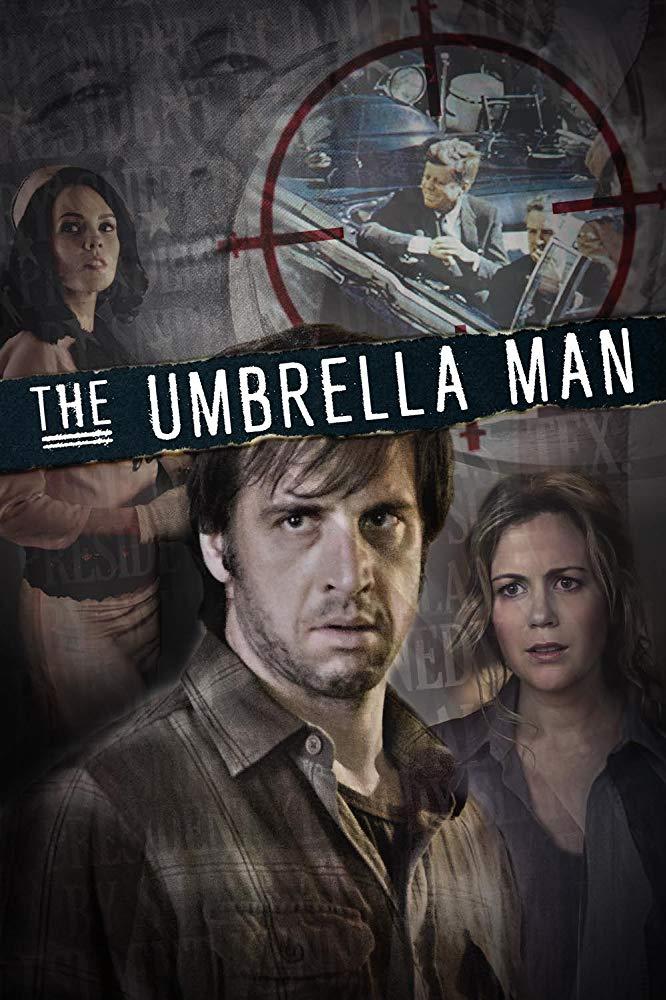 The Umbrella Man kapak