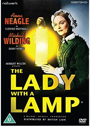 The Lady with a Lamp kapak