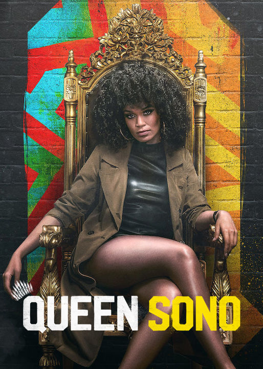 Queen Sono kapak