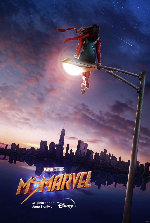Ms. Marvel kapak