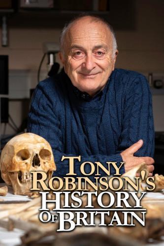 Tony Robinson's History of Britain kapak