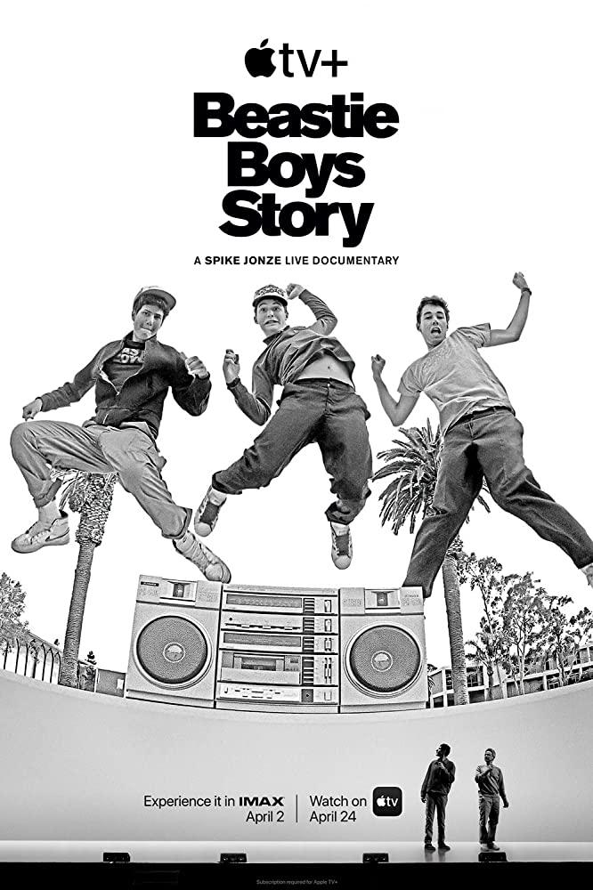 Beastie Boys Story kapak
