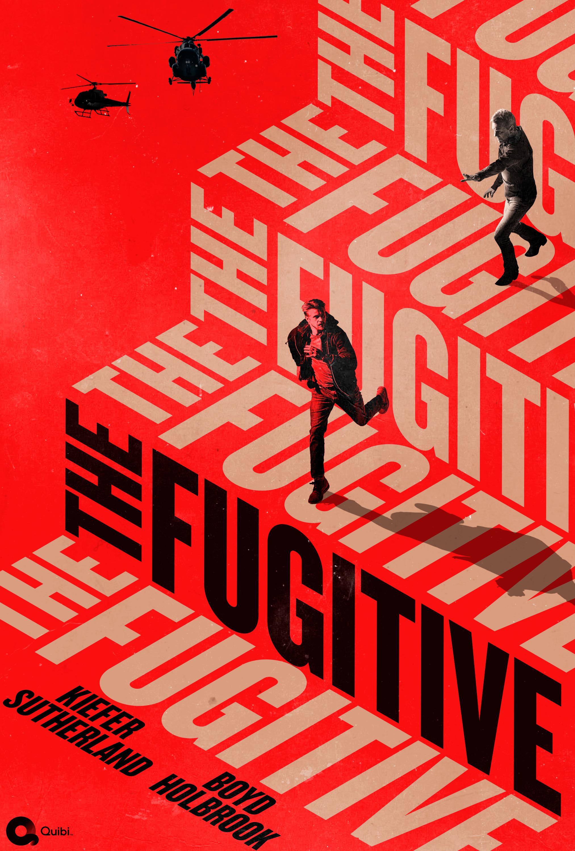 The Fugitive kapak