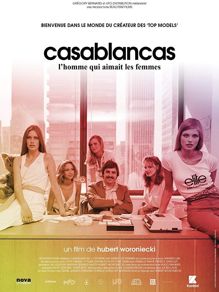 Casablancas: The Man Who Loved Women kapak