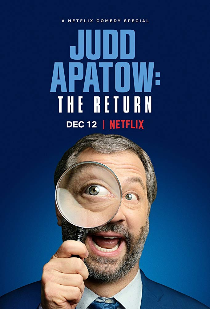 Judd Apatow: The Return kapak