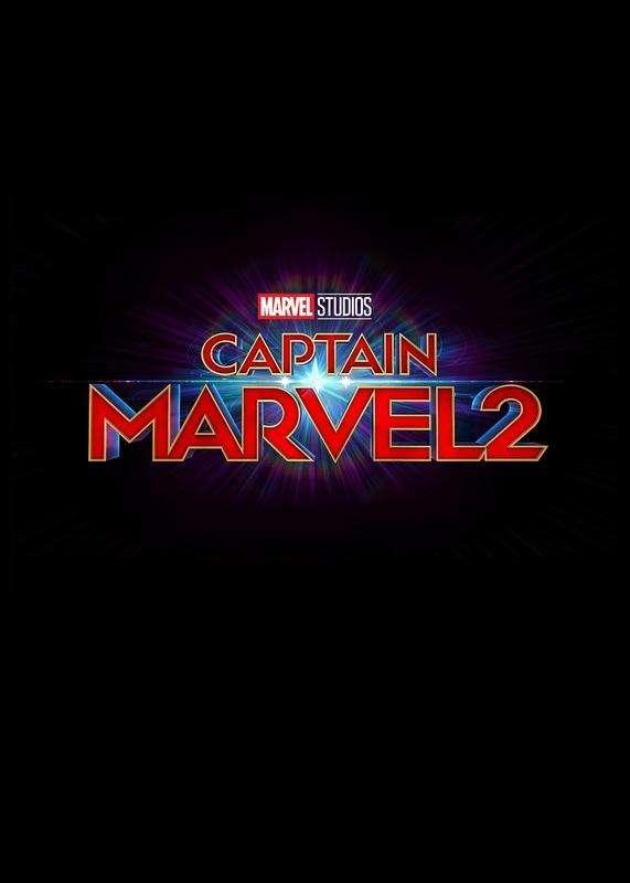 Captain Marvel II kapak
