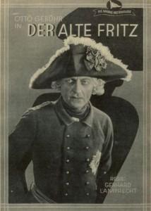 Der alte Fritz - 1. Friede kapak