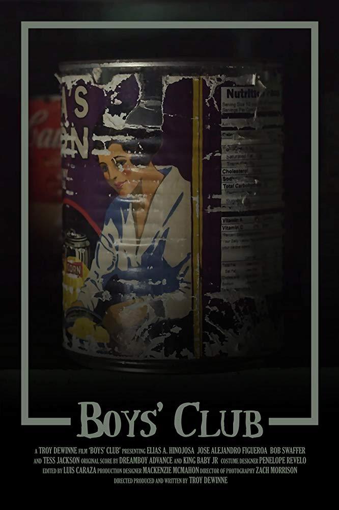 Boys' Club kapak
