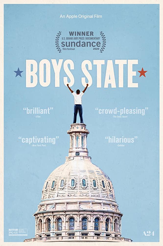 Boys State kapak