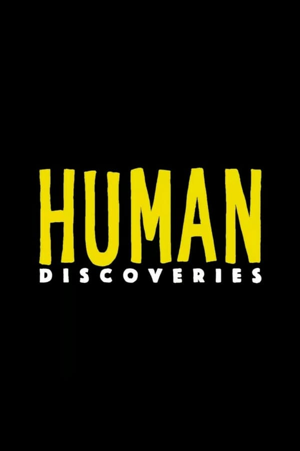 Human Discoveries kapak