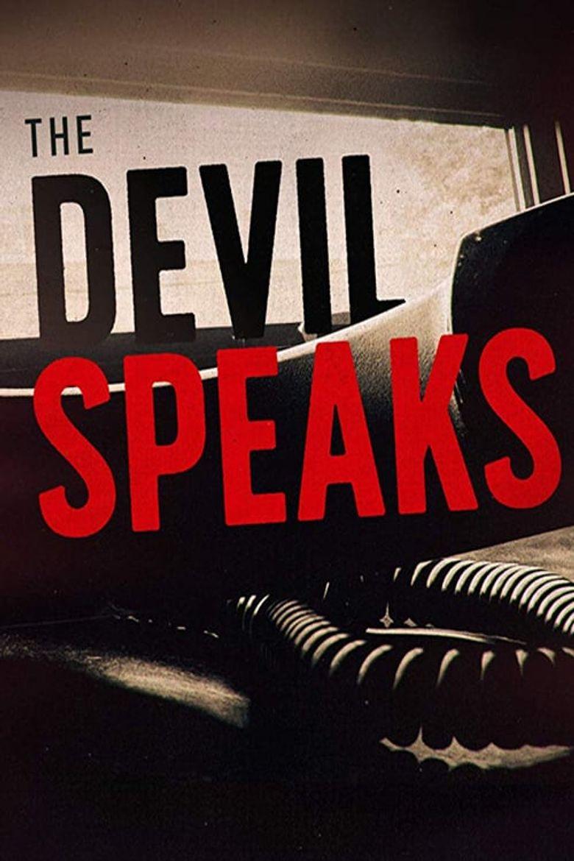 The Devil Speaks kapak