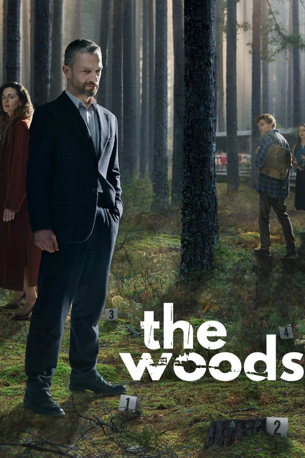 The Woods kapak
