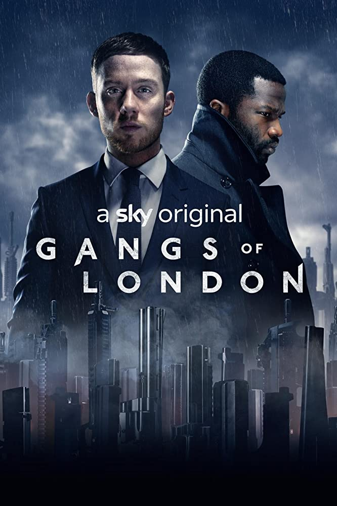 Gangs of London kapak
