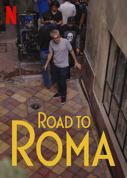 Road to Roma kapak