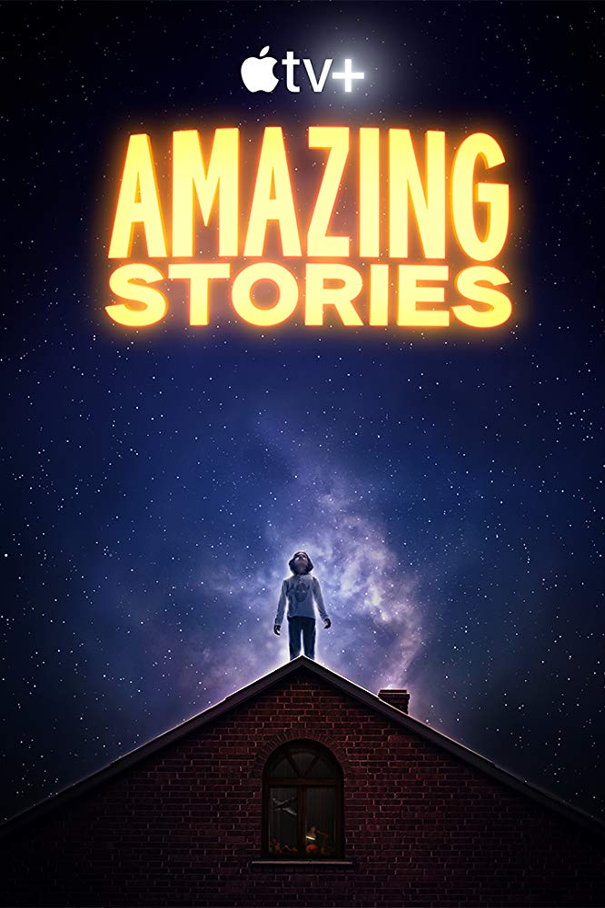 Amazing Stories kapak
