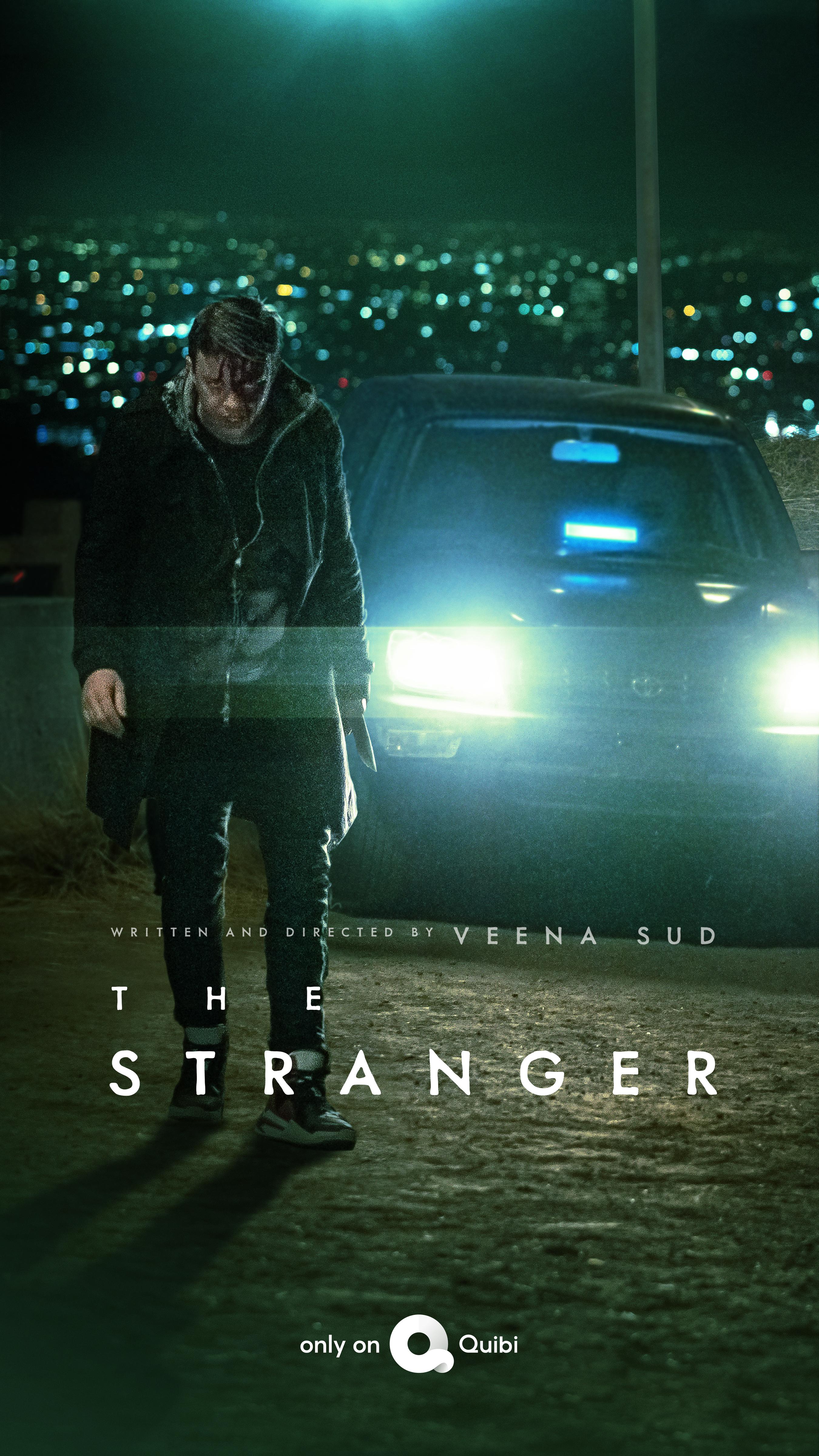 The Stranger kapak