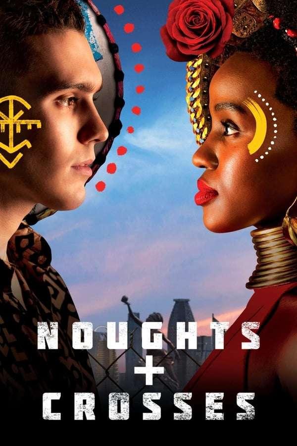 Noughts + Crosses kapak