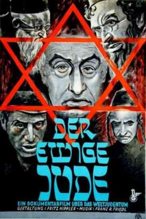 The Eternal Jew kapak