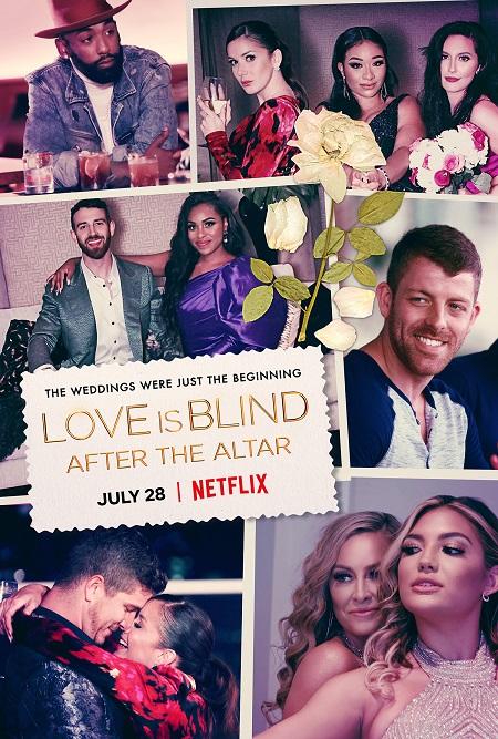 Love Is Blind kapak