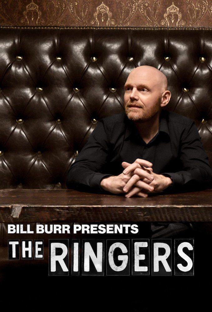 Bill Burr Presents: The Ringers kapak