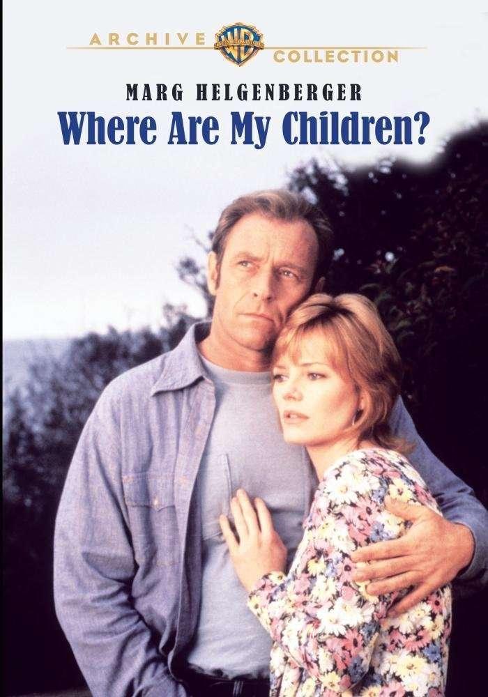 Where Are My Children? kapak