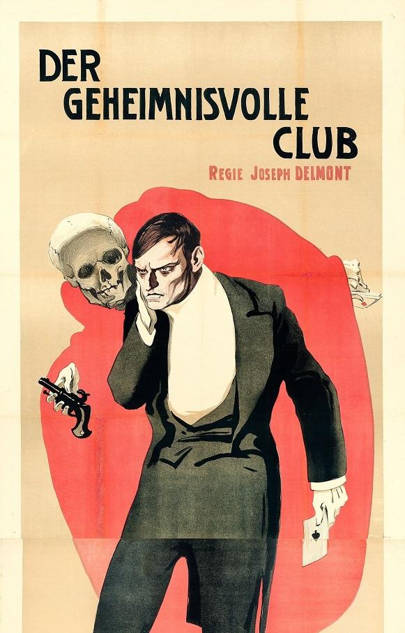 Der geheimnisvolle Klub kapak