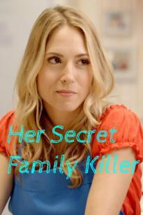 Her Secret Family Killer kapak