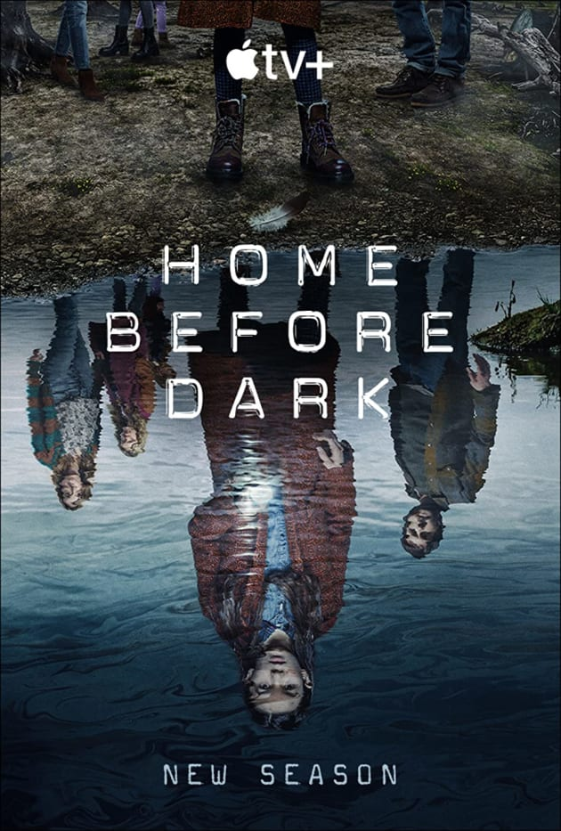 Home Before Dark kapak