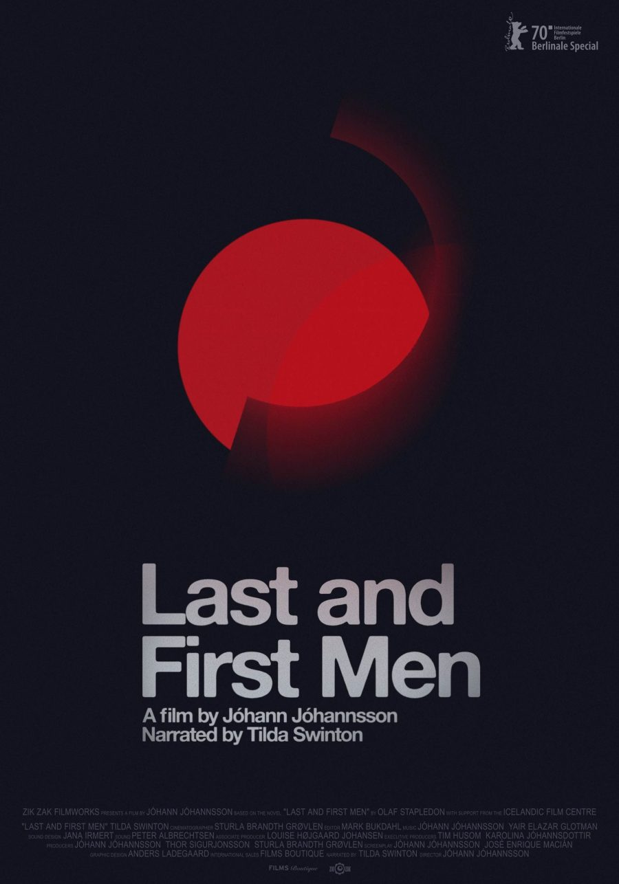 Last and First Men kapak