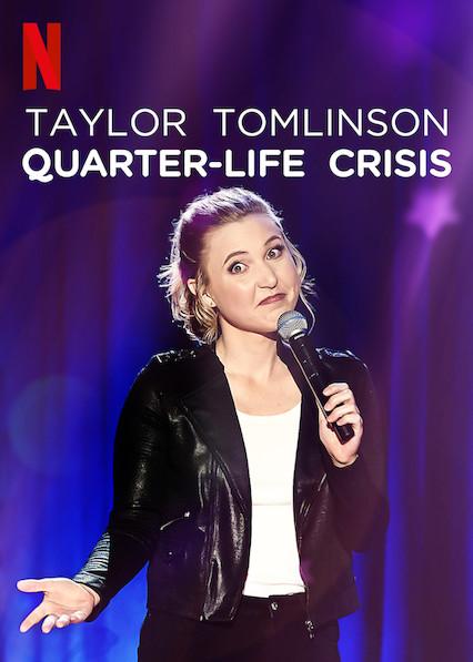 Taylor Tomlinson: Quarter-Life Crisis kapak