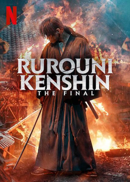 Rurouni Kenshin: Final Chapter Part I - The Final kapak