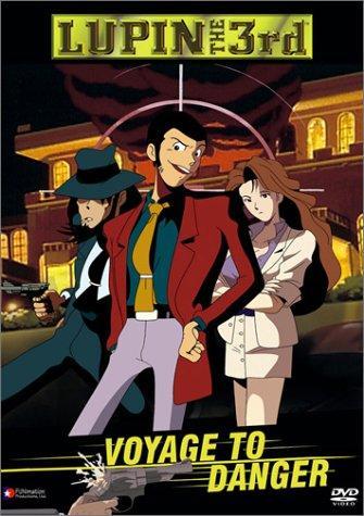 Lupin III: Voyage to Danger kapak