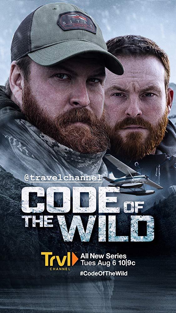Code of the Wild kapak