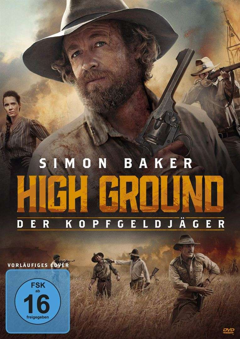 High Ground kapak